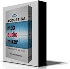 Аудио редактор Acoustica MP3 Audio Mixer. Скачать бесплатно Acoustica MP3 Audio Mixer 2.471b