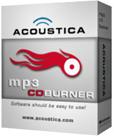 Программа Acoustica MP3 CD Burner. Скачать бесплатно Acoustica MP3 CD Burner 4.72 b154