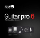 Редактор партитур Guitar Pro. Скачать бесплатно Guitar Pro 6.1.1 R10791