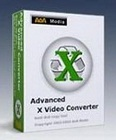 Программа Advanced X Video Converter. Скачать бесплатно Advanced X Video Converter 6.2.0