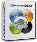 PowerISO - эмулятор дисков. Скачать бесплатно PowerISO 5.4 для Windows Vista/XP/7/8