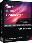Аудио конвертор Total Audio Converter. Скачать бесплатно Total Audio Converter 4.1
